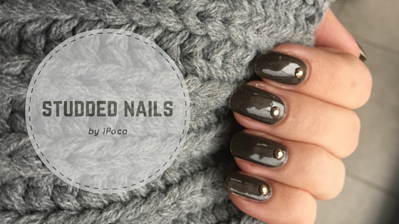Real easy nail art. Using warm me up by OPI. Looks really cool!